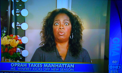 Go to blog to see Oprah's imitation of Gary Coleman