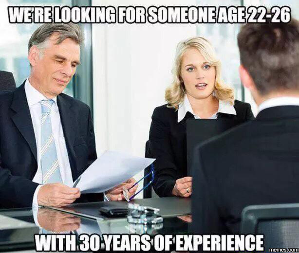 hiring people over 45