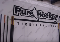 Pure Hockey Stick Challenge