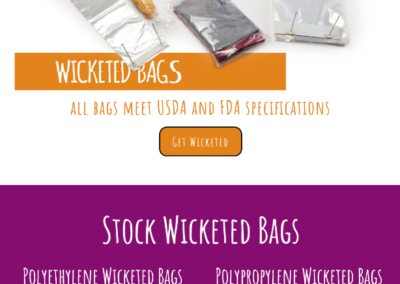 Stock Wicketed Bags Landing Page